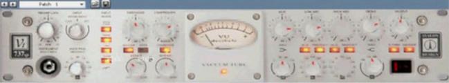 Thumbnail VST 737 vst EQ compressor