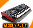 Thumbnail ACCES VIRUS SOUND LIBRARY -  850 WAV  FILES