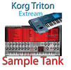 Thumbnail Korg Triton Extreme/ Sample Tank .2