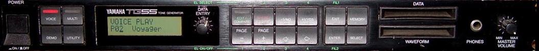 Thumbnail Yamaha TG55 sound kit.Wav-Kontakt-NN-XT-Sample Tank