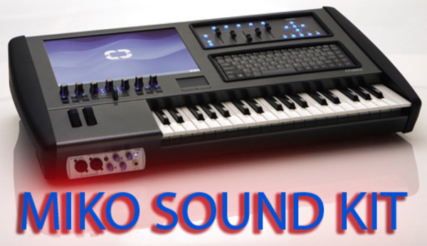 Product picture Miko Sound kit library download