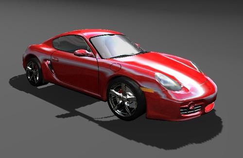 Product picture Porsche 911 3d Model